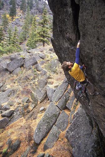 Andrew Philbin working his way up.