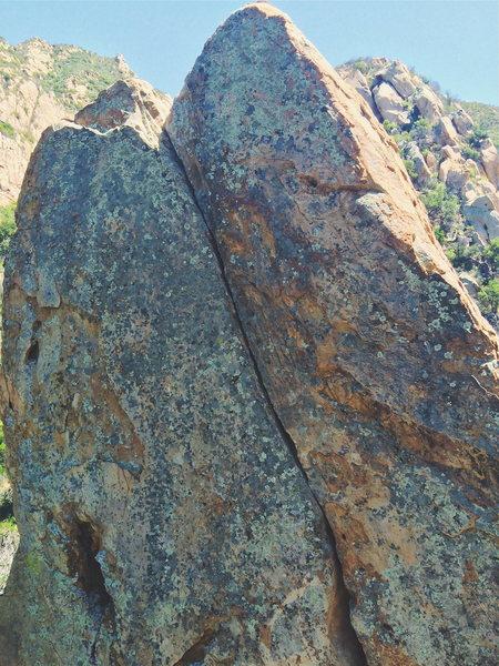 Rock Climbing Photo: Disco Relax-O