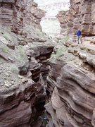 Rock Climbing Photo: Deer Creek narrows. G.C.N.P.