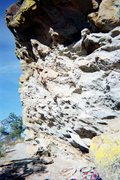 Rock Climbing Photo: 50 feet of fun....