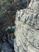 Rock Climbing Photo: as illustrated I love a nice loose belay