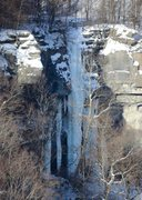 Falls #10 in Thacher State Park.