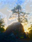 Rock Climbing Photo: Southridge Alpinglo!!