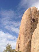 Rock Climbing Photo: A fantastic climb!
