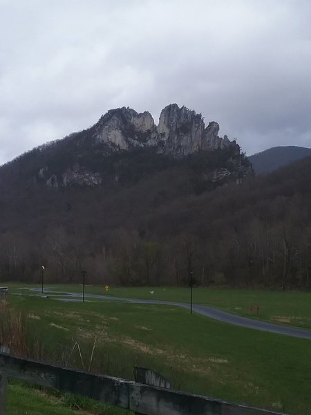 Rock Climbing Photo: Seneca Rocks. Such a great place to explore. Loved...