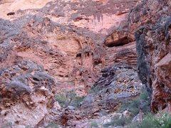 Rock Climbing Photo: Weird rock formation in G.C.N.P.