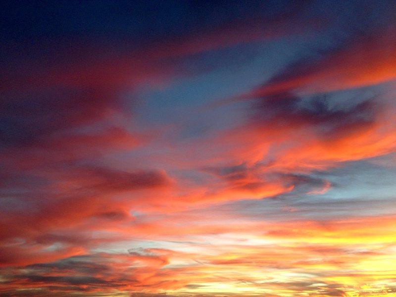 Best sunset ever. G.C.N.P.