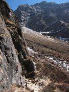 Climbing No