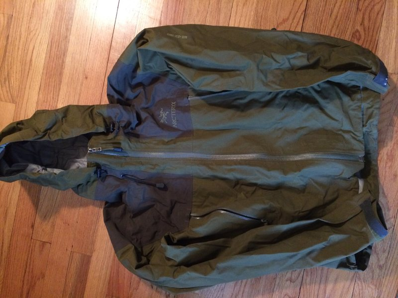 Arc'teryx jacket from post above.