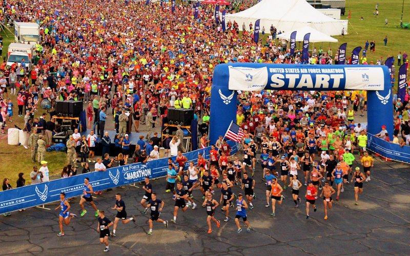 Airforce Marathon (10K), 2015