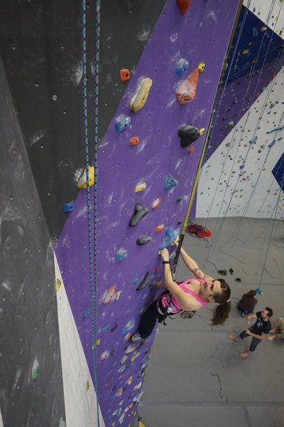 Rock Climbing Photo: Metrorock, VT