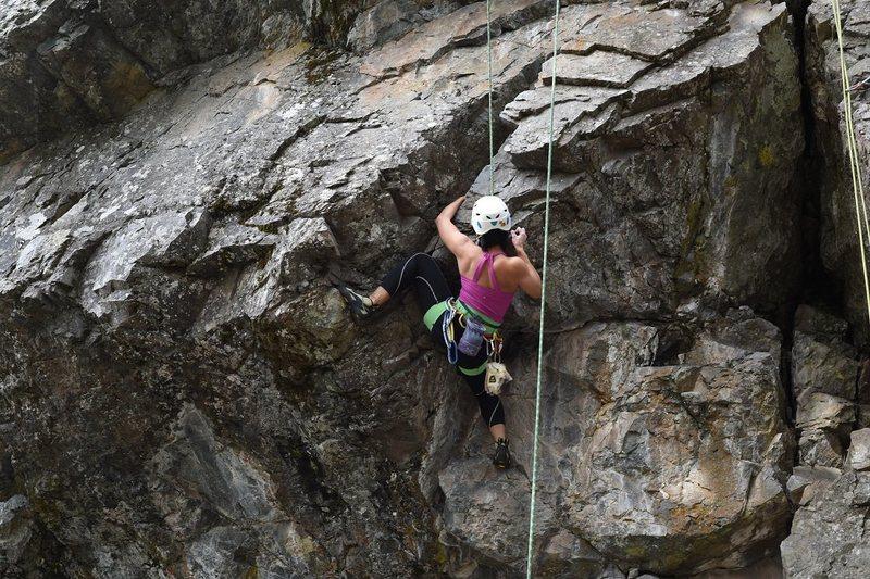 Rock Climbing Photo: mazama