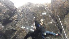Rock Climbing Photo: moloko plus