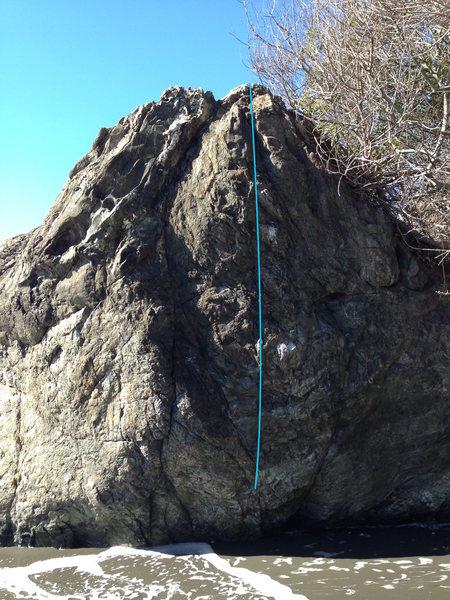 Rock Climbing Photo: Houda Pishcha