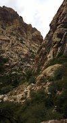 Rock Climbing Photo: Red Rock