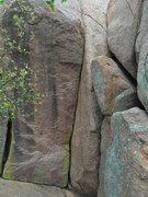 Rock Climbing Photo: MASH