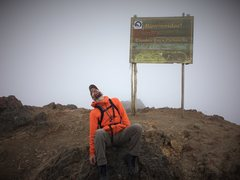 Rock Climbing Photo: Rucu Pinchicha, Ecuador