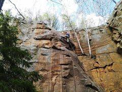 Rock Climbing Photo: quantum chaos