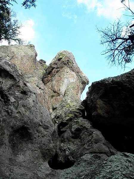 Rock Climbing Photo: Moonlight Promenade