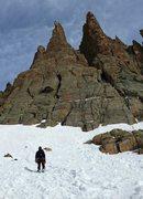 Rock Climbing Photo: Petit.