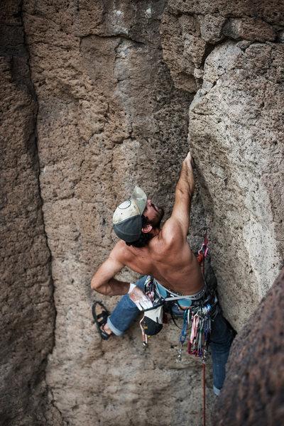 Climbin in Sullies