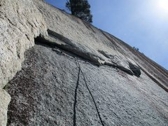 Rock Climbing Photo: The Seal Flake.