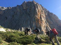 Rock Climbing Photo: Pena Cigal, Spain