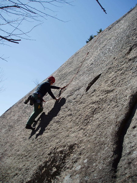 """Rock Climbing Photo: RW goes in search of the """"City of Lost Childr..."""