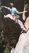 Rock Climbing Photo: Spencer Leonard