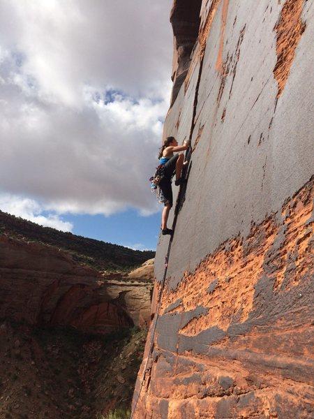 Rock Climbing Photo: The Creek