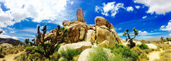 Rock Climbing Photo: Back view of head stone rock from afar. If you zoo...