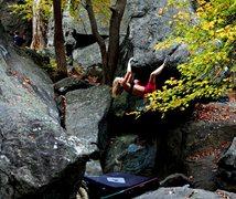 Rock Climbing Photo: NWB