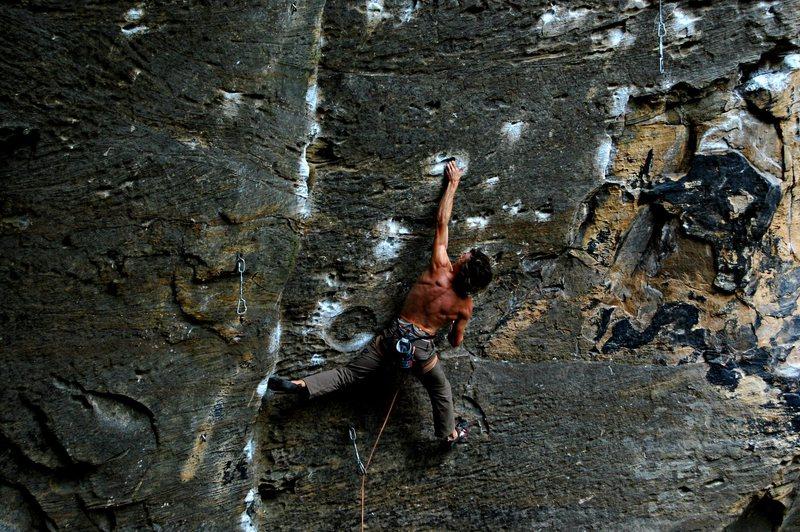 Rock Climbing Photo: Elmo Alexander