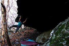 Rock Climbing Photo: Karen Lane