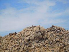 Rock Climbing Photo: Riders Ready Wall, Horsemen's Center