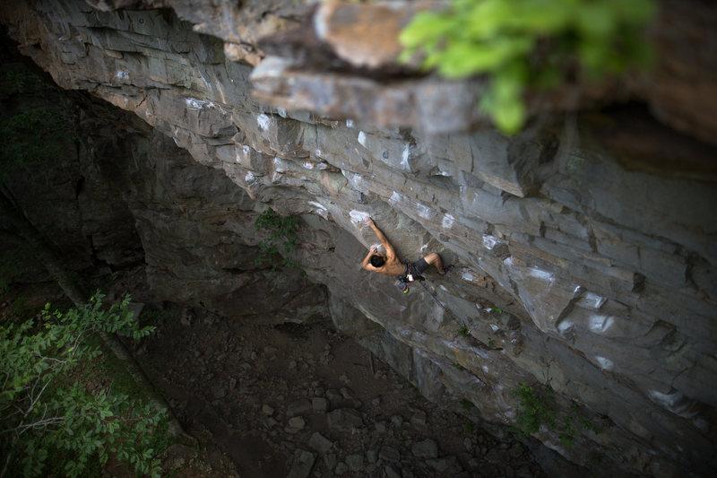 Rock Climbing Photo: The Tomb  Photo: Tyler Casey
