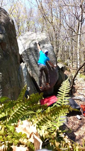 Rock Climbing Photo: Really loved this one! Short but makes you earn ev...