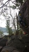 Rock Climbing Photo: Amazing climb!