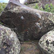 Rock Climbing Photo: Shredded Chedda