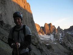 Rock Climbing Photo: Little Bro