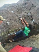Rock Climbing Photo: Felix Lighter