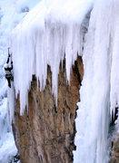 Rock Climbing Photo: Ouray, CO around 2005