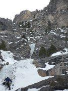 Rock Climbing Photo: Frozen Assets Jan 2016