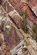 Rock Climbing Photo: Jimmy G.