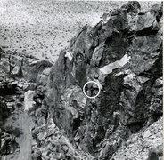 Rock Climbing Photo: Wanda Gallup 6 months pregnant on Demonstrator, Bo...