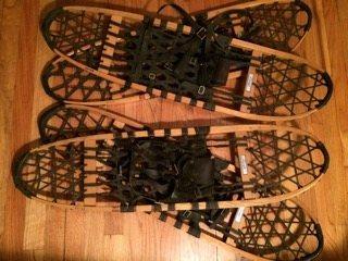 "Snocraft 36"" snowshoes...2 pairs"