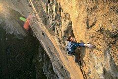 Rock Climbing Photo: The A5 Traverse. Photo by Dan Krauss