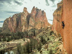 Fresh Squeezed @ Smith Rock