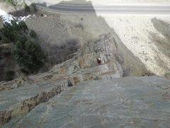 Rock Climbing Photo: Big Cotton Wood Canyon