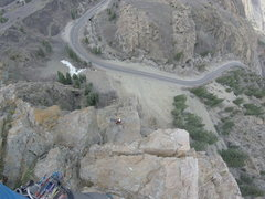 Rock Climbing Photo: Super fun!